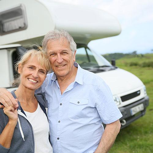 Motorhome finance benefits