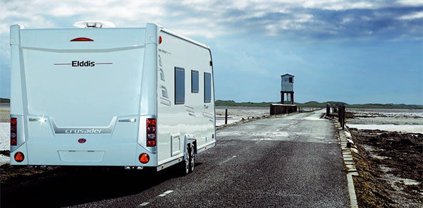 Lancashire caravans